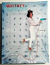 """Whitney - """"The Greatest Hits"""" For Piano/Vocal/Chords- 228 Pages!"""