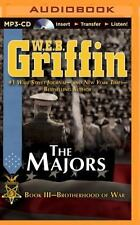 W E B Griffin THE MAJORS Unabridged MP3-CD *NEW* FAST 1st Class Ship!