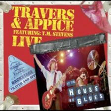Travers & Appice - Live at the House of Blues [New CD]