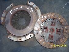 Vintage Ford 1210 3 Cyl Diesel Tractor Clutch Disc Amp Pressure Plate 7 14