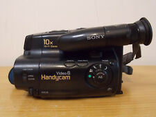 Sony CCD-TR323E PAL Video 8 Handycam Camcorder With Charger AC-V25
