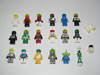 Lego space space trneongreen polybag detector ref 6919//set 6977 6969 6919...