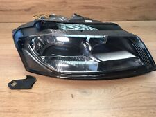 AUDI A3 8P 2009 FRONT RIGHT DRIVER SIDE HEADLIGHT 8P0941004AK     #15A