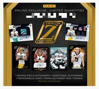 2020 Panini Zenith Football Hobby Box
