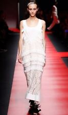 N.21 Runway Collection White Lace Dress IT 40