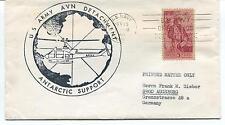 1966 US Army AVN Detachment Support Helicopter Think Warm Polar Antarctic Cover