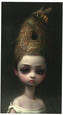 MARK RYDEN QUEEN BEE GAY 90'S PROMOTIONAL SHOW CARD PRINT CONTEMPORARY LOW BROW