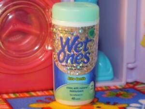Mini Brands METALLIC Wet Ones Wipes Wet SUPER RARE DIFFICULT FIND!!! ZURU 5