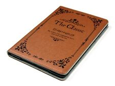 For Apple iPad Pro 9.7  iPad 9.7 - iPad Air 1-2 Vintage Classic Book Case Cover