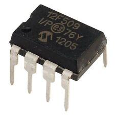 MICROCHIP PIC12F509-I/P Micro Controllore