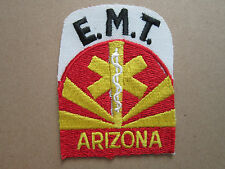 Arizona Woven Cloth Patch Badge (L1K)