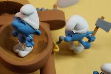 La Catapulte des Schtroumpfs (Smurf Catapult by Fariboles) Peyo 2016
