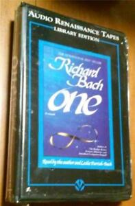 One:  A Novel by Richard Bach - Unabridged Audiobook on 5 Cassette Tapes, New