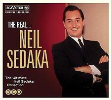 Neil Sedaka - The Real... Neil Sedaka (NEW 3CD)
