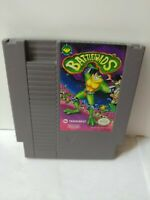 Battletoads (Nintendo Entertainment System NES) Good Authentic Cart Battle Toads