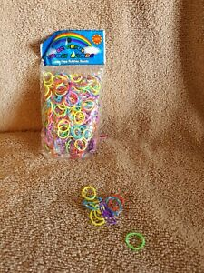 Coulorful Loom Bands 11 Packets New And Unused