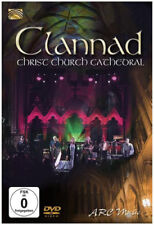 Clannad: Live at Christ Church Cathedral DVD (2013) Clannad cert E ***NEW***