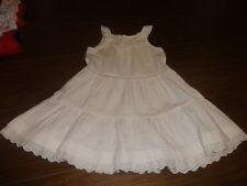 ZARA KIDS 3-4 104 GORGEOUS IVORY DRESS