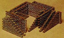 Tamiya 1/35 Brick Wall Set 35028