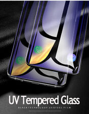 UV Liquid Full Glue Screen Protector Tempered Glass For OnePlus 7 Pro