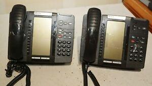 2 Mitel 5320 IP Phone 56009501A LCD Display