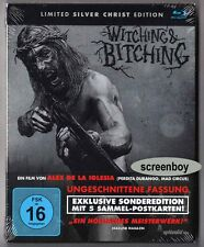 """WITCHING & BITCHING"" - Alex de la Iglesia - Horror Cult - Ltd BLU RAY STEELBOOK"