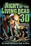 Night of the Living Dead 3D (DVD, 2007) NEW Sid Haig includes glasses