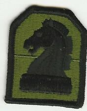 United States 2nd Military Intelligence Patch Lot Of 20