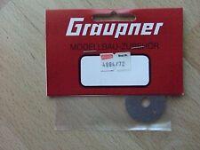 4984/72 Graupner Kyosho Land Jump Scheibe zwischen Motor und Schwungscheibe NEU