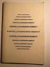 Kartellchargierkomment-dal medio alunni-Cartello Associazione MKV/Studentika