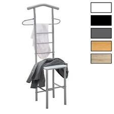 Herrendiener Kleider Ständer Stummer Diener Kleiderbutler Garderobe Stuhl