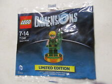 New LEGO Dimensions Green Arrow 71342 Limited Edition factory sealed DC Comics