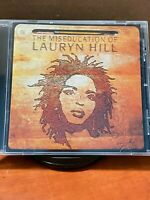 The Miseducation of Lauryn Hill by Lauryn Hill (CD, Aug-1998) Brand New Sealed