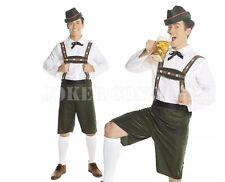 Deutsches Lederhosen Trachten für Männer & Frauen Oktoberfest, Lederhosen, Größe Large