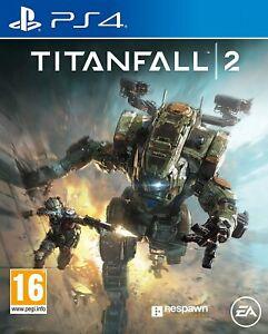 TITANFALL 2 PS4 GIOCO NUOVO SIGILLATO ITALIANO PLAYSTATION 4 SONY ORIGINALE DVD