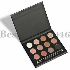 Pro 12 Colors Matte Pigment Eyeshadow Palette Cosmetic Makeup Contouring Kit
