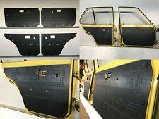 Mazda 323 5-Door Hatch 77-80, Wagon 78-86 ABS Door Panels. Rugged & Waterproof.