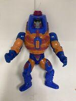 Vintage Man-E-Faces He-Man Action Figure MOTU Masters Universe Mattel 1982