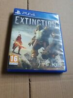 Extinction Sony PS4 Playstation 4 **FREE UK POSTAGE!!**