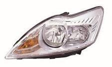 Ford Focus Headlight Unit Passenger's Side Headlamp Unit 2008-2011