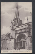 France Postcard - Tarascon - Eglise Sainte-Marthe  RS7376