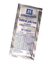 EC Eichflüssigkeit 1413 µS/cm 20 ml Kalibrierlösung Eichlösung Kalibrieren