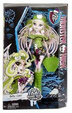 Monster High Batsy Claro Doll - Brand New