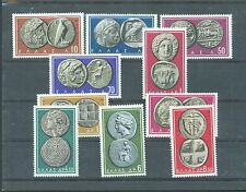 Greece 1959 Coins sg.799-808 MH set of 10