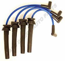 Neon 96-05 2.0 SOHC 8 mm Blue Stainless Laser Mag Spark Plug Wire Set 58348