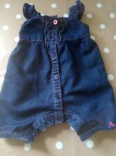 Girls Baby Baker Playsuit Age 0-3 Months