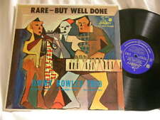 JIMMY ROWLES Rare But Well Done Red Mitchell Art Mardigan Liberty 3003 mono LP