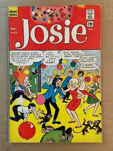Josie #17 Comic Book