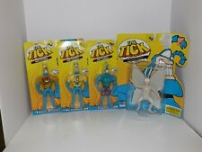 1995 BanDai The Tick Action Figure Lot of Four