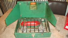 COLEMAN 425E Camping/Camp/OUTDOOR COOKING Stove - 2 Burner - WORKS GREAT - CHEAP